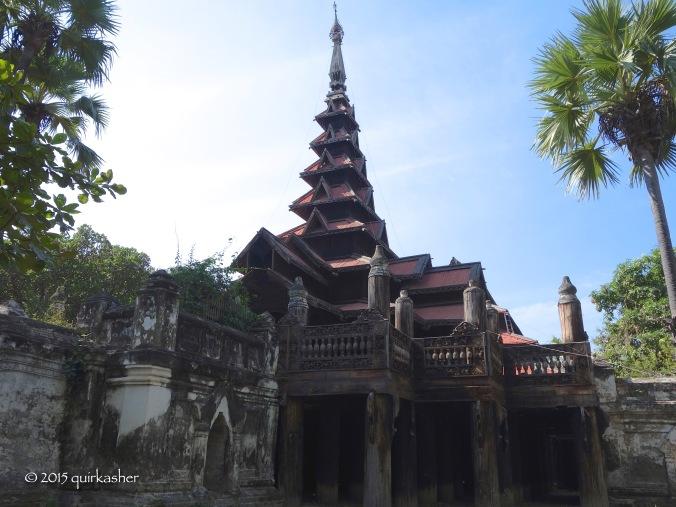 Bagayo Monastery