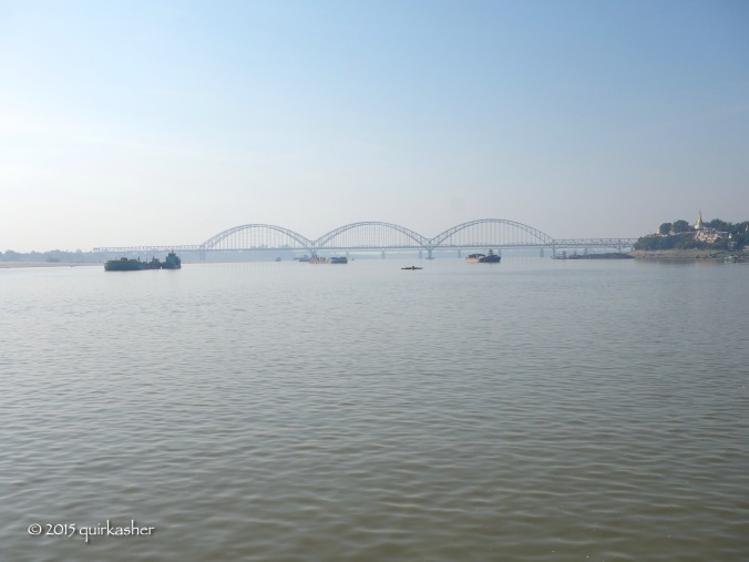 Along the Ayeyarwady