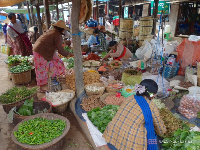 Exploring the local market