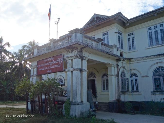 Mahakuthala Kyaung Taw Gyi