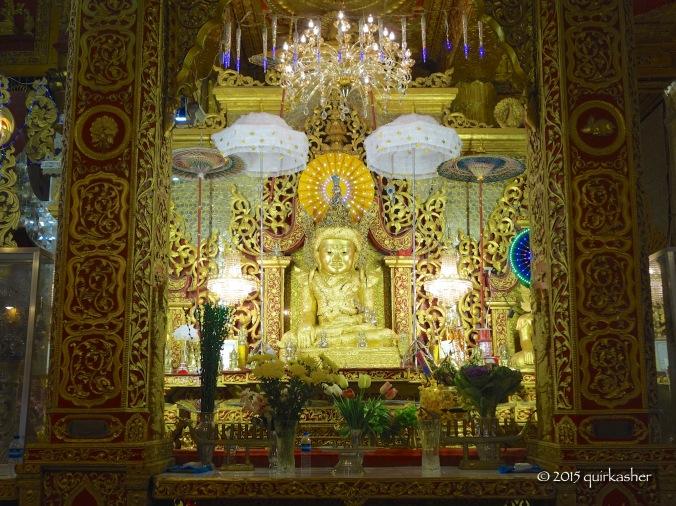 Replica of Mahamuni Buddha