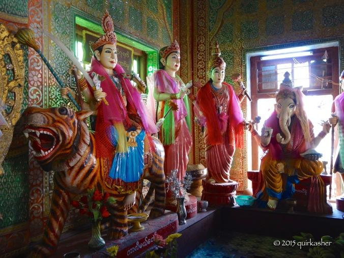 Nats of Hindu origin