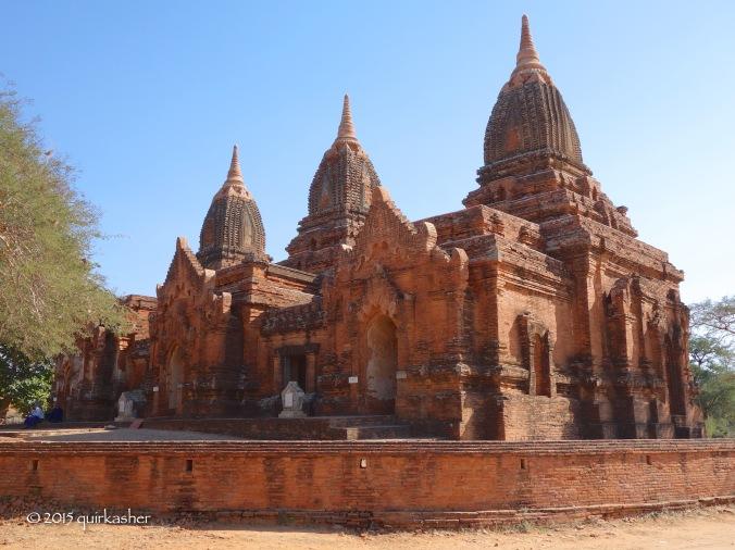 Payathonzu Temple