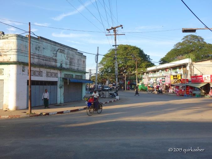 Pyay street