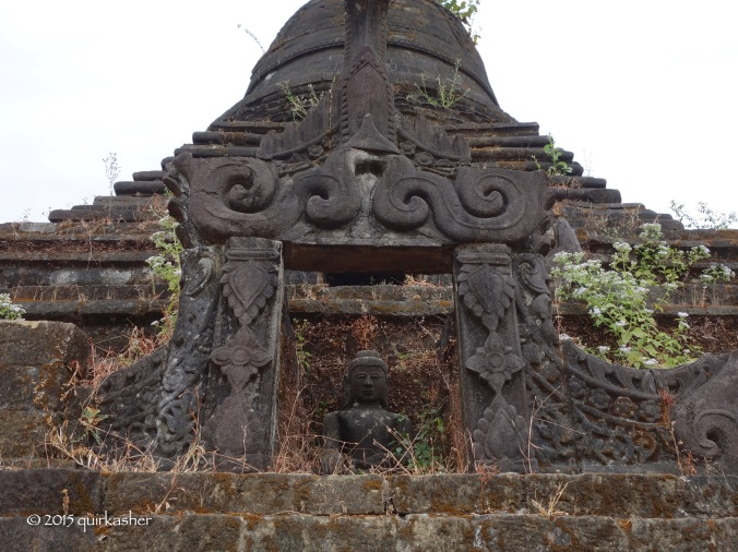 Distinctive Rakhine patterns