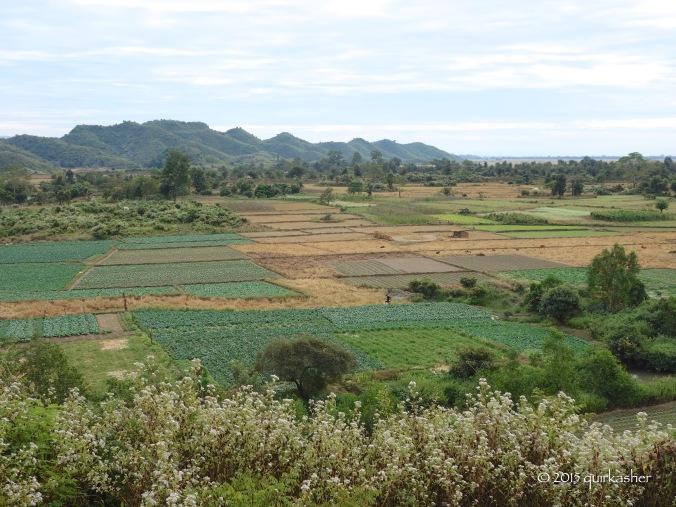 View from Pizi Phara