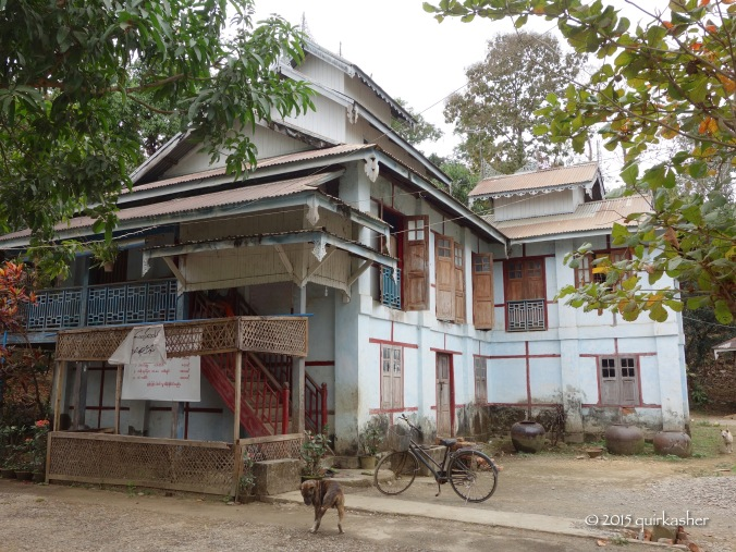 Monastery cum museum cum orphanage