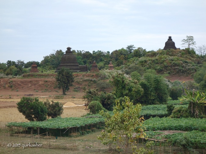 View from Htukkanthein Temple