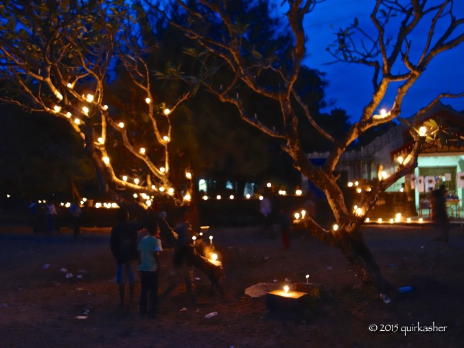 Commemorating the fall of the Rakhine kingdom