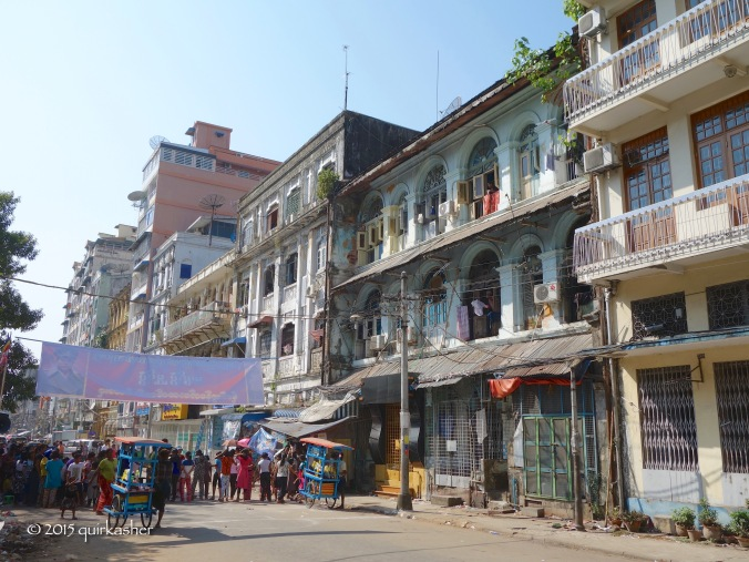 Indian quarter street