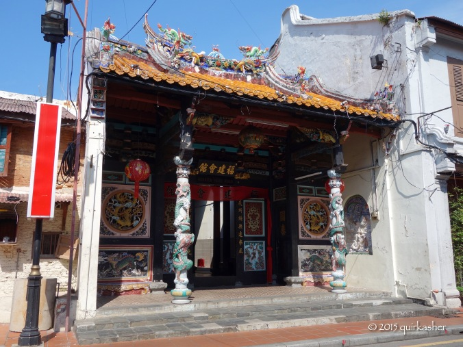 Fujian Clan Association along Jonker Street