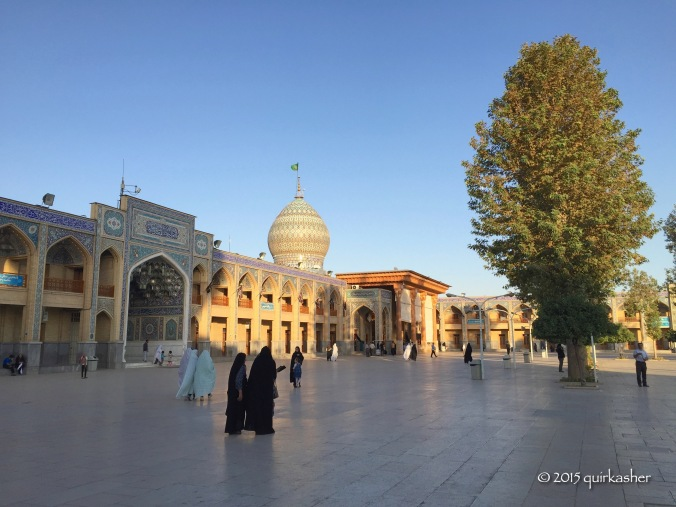Shah Cheragh compound