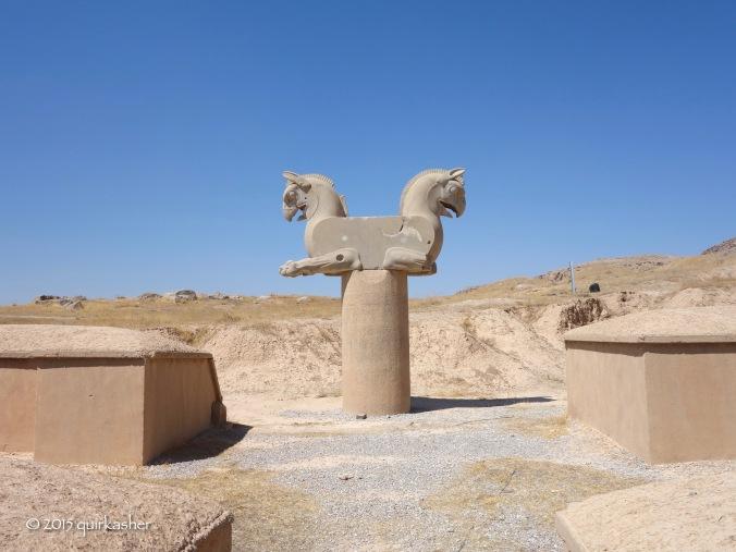 Achaemenid griffin