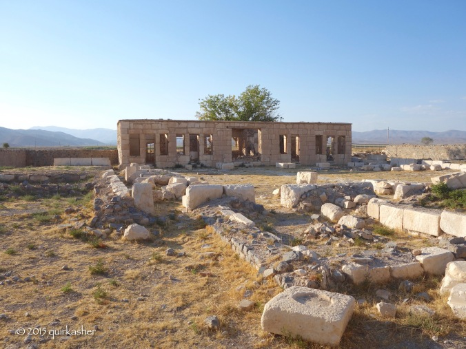 Ruined Caravanserai