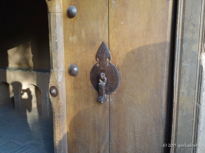 Door knocker for men