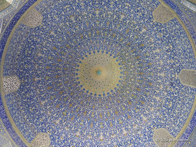 Dome of Imam Mosque