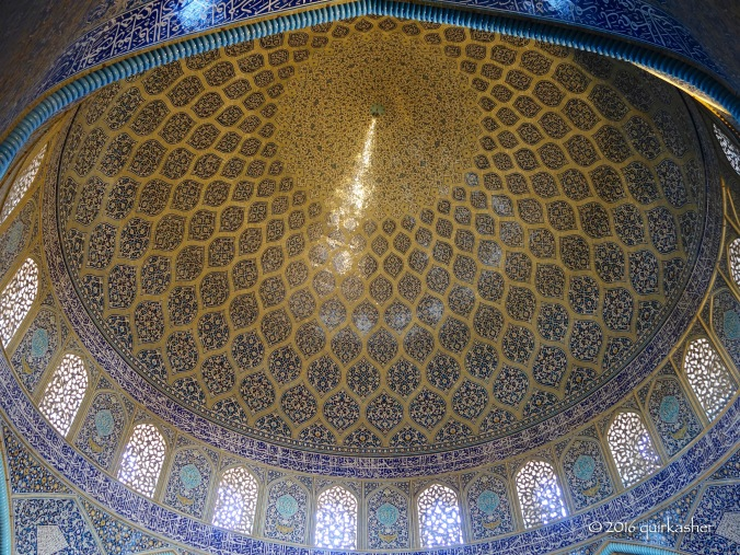 Dome of the Sheikh Lotfollah Mosque