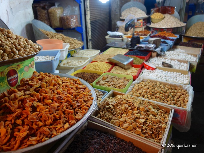Dried goods galore