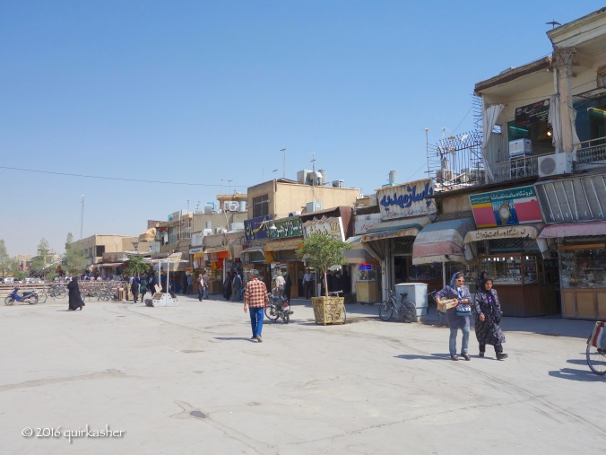 Old Isfahan