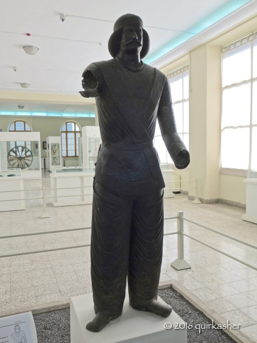 Statue of the Noble Parthian Man