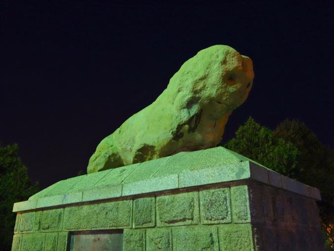 Stone Lion of Hamedan