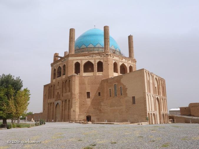 Mausoleum of Oljaytu