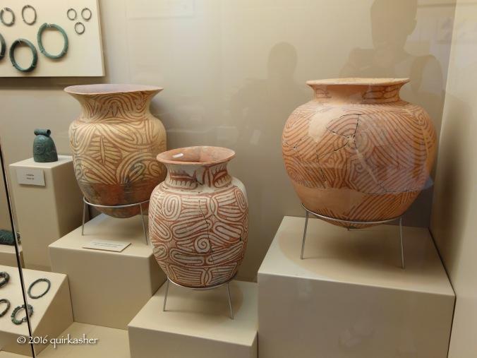 Ban Chiang jars