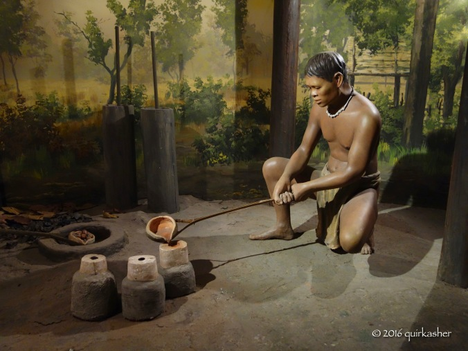 Ancient metal smith