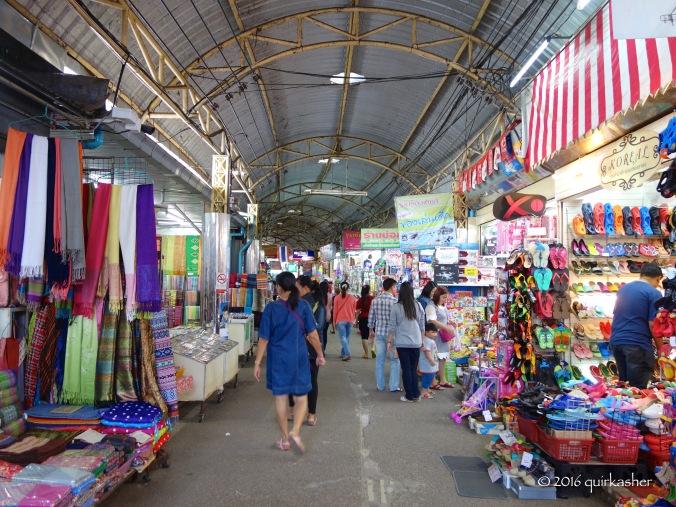 Nong Khai bazaar