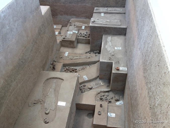 Archaeological finds in Ban Prasat