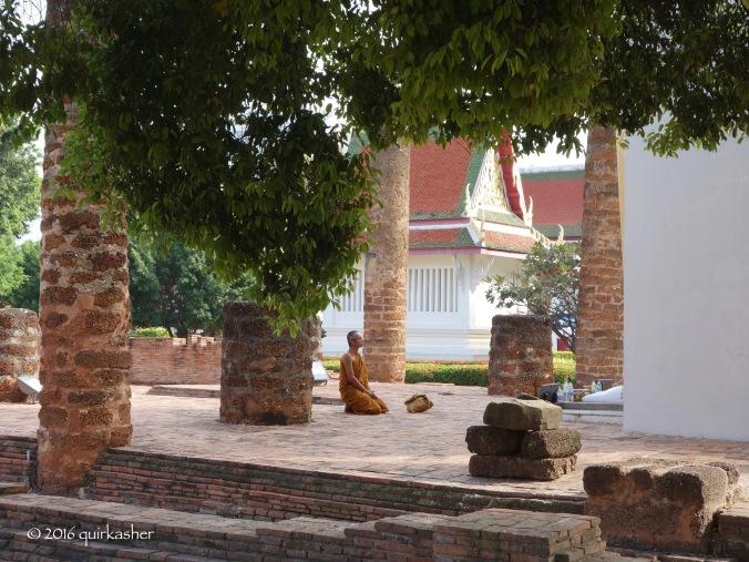 Before Phra Attaros
