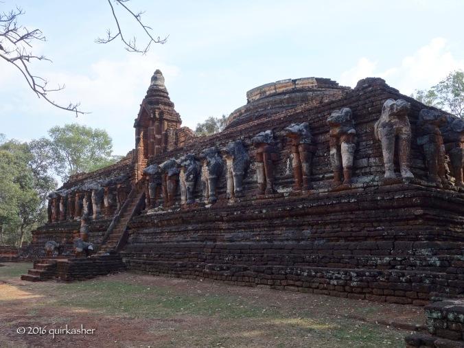 Wat Chang Rop (Kamphaeng Phet)
