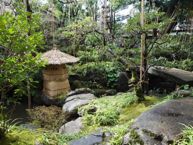 Garden of Nomura House